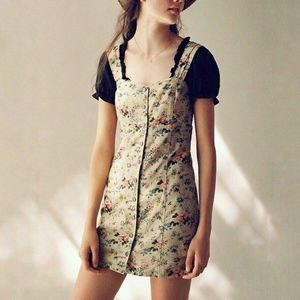 Laura Ashley Urban Outfitters Button Down Dress